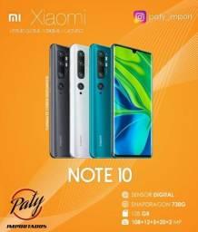 Note 10 128GB Versão Global Pronta Entrega Lacrado - Paty Importados