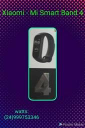 Pulseira Inteligente Xiaomi Mi Band 4