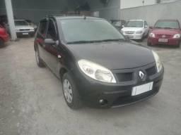 Renault sandero Aut 1.6 - 2008