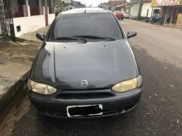 Fiat Palio Weekend 00/00 Cinza - 2000