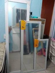 Espelhos o kit a $170