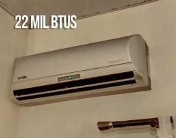 Ar 22 mil btus - leia descrição