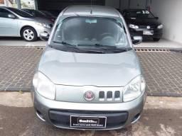 Fiat Uno Vivace 1.0 Cinza - 2014