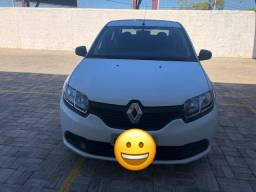 Renault Logan, 1.0, 2015 Completo! IPVA 2020 pago! - 2015