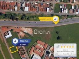 Terreno à venda, 810 m² por R$ 290.000,00 - Loteamento Tropical Verde - Goiânia/GO