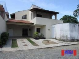 CA 338 - Casa duplex de 03 suítes com área de lazer completa