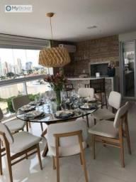 Apartamento com 4 dormitórios à venda, 275 m² por R$ 2.000.000,00 - Setor Bueno - Goiânia/
