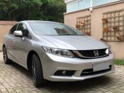 Honda Civic 2016 (Parcelado)