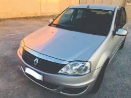 Renault Logan 1.6 8v Expression completo 2012 gnv
