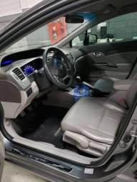 Civic LXL 2012 impecável<br>