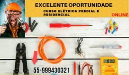 Curso de elétrica predial e residencial