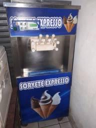 Máquina de Sorvete Expresso Italianinha NTGA Super!