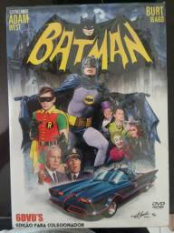 Box Dvd BATMAN anos 60 (Lacrado)