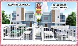 PSM# Laranjal Casas Top Com Garagem 2 Qtos Independentes 1ª locação