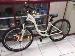Linda Bicicleta feminina para passeio Aro 26
