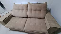 Sofa retratil 2.10 semi novo