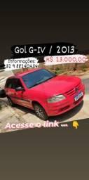 VW Gol G4, Mi 1.0 - 8V, Total Flex