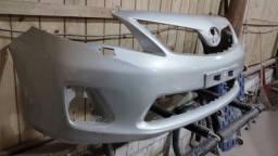 Parachoque  corolla autis 2011 a 15  com buraco para injetador