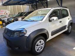 Fiat uno way 2014 completo