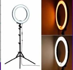 Iluminador com Anel de 26cm-(Lojas Wiki0