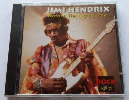 CD Jimi Hendrix - Before The Experience - Ícone Mundial do Rock!!!