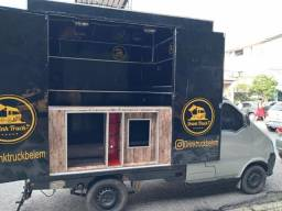 Título do anúncio: Caminhonete Food Truck