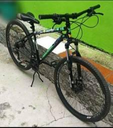 Bicicleta aro 29 a disco. Faço propostas
