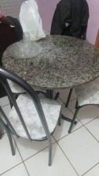 Vendo mesa nova de mármore