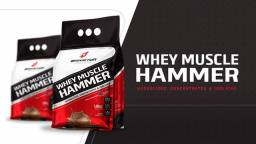 Proteína Muscle Hammer 1,8kg (Body Action)