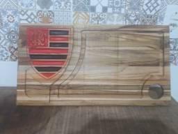 tabua churrasco personalizada Flamengo