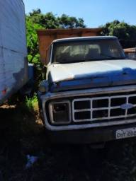 Ford 11.000 ano 84 chassis ibiuna sp