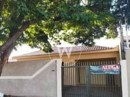 Título do anúncio: Casa para Locação em Presidente Prudente, Jardim Ouro Verde, 2 dormitórios, 1 banheiro, 2