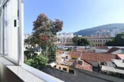 Apartamento à venda com 2 dormitórios em Laranjeiras, Rio de janeiro cod:LAAP25293