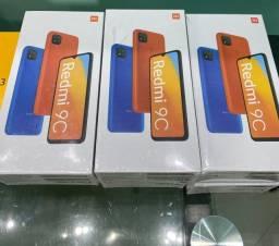 Xiaomi Redmi 9c 64GB tela 6.53 5000mAh lacrados de fábrica