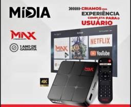 Box Tv - Midia Max