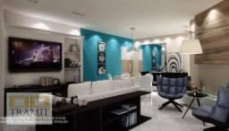 Apartamentos de 160 metros com 3 dormitórios Vila Guiomar Santo Andre