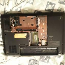 Título do anúncio: Notebook HP para Retirada de Peças