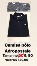 Camisa Pólo Aéropostale