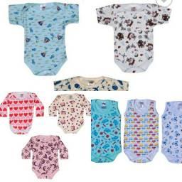 Roupas de bebê 12 peças menino/menina (Leiam a descrição)
