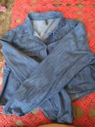 Título do anúncio: Blusa jeans