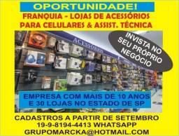 Título do anúncio: Atenção Investidores de Minas Gerais Ótima Franquia Acessórios