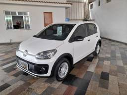 VW Up! Track 1.0 12v Branco Ú.Dono Completo