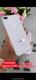 iPhone 8 Plus Prata 64gb - Só 2.799 pra vender hoje!
