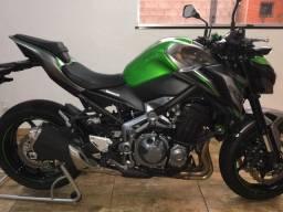 Z900 Kawasaki Novíssima, apenas venda!