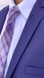 Título do anúncio: Terno Azul Fio Indiano