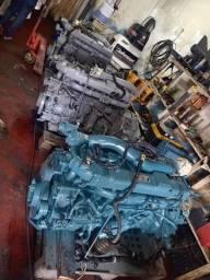 Motor MWM 300 HP  E BLOCO DE MOTOR DE POPA 40X  YAMAHA 2 TEMPO