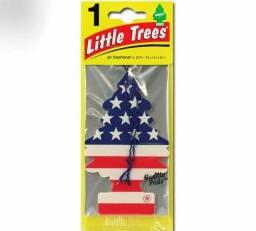 Little Trees Aromatizante Cheirinho p Carro e Residência