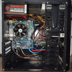 Computador Core i5 com SSD - Alta produtividade