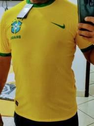 Título do anúncio: Camisa seleção Brasileira oficial