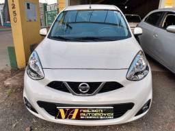 March Nissan 1.6 SV F lex